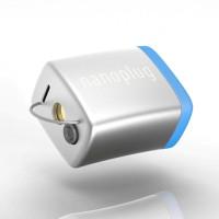 補聴器の問題を解決。装着してもバレない、コーヒー豆サイズの補聴器「Nanoplug」 5番目の画像