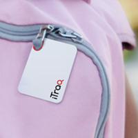 スマホと連携し、落し物を未然に防ぐ! 財布にしまっておける落し物防止ガジェット「iTraq」 5番目の画像