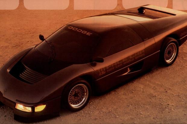 dodge m4s turbo interceptor body kit Dodge M4S Pace Car and Wraith Turbo Interceptor Kit Cars