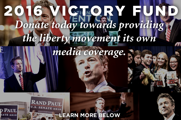 Road to 2016 Victory Fund