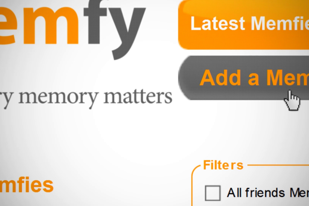 Memfy, a Micro-Diary: Because Every Memory Matters