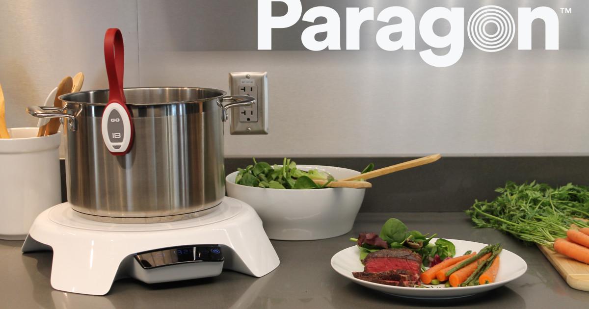 火加減に悩む時代は終わりました。自動で調理中の温度調節をしてくれるガジェット「Paragon」 5番目の画像