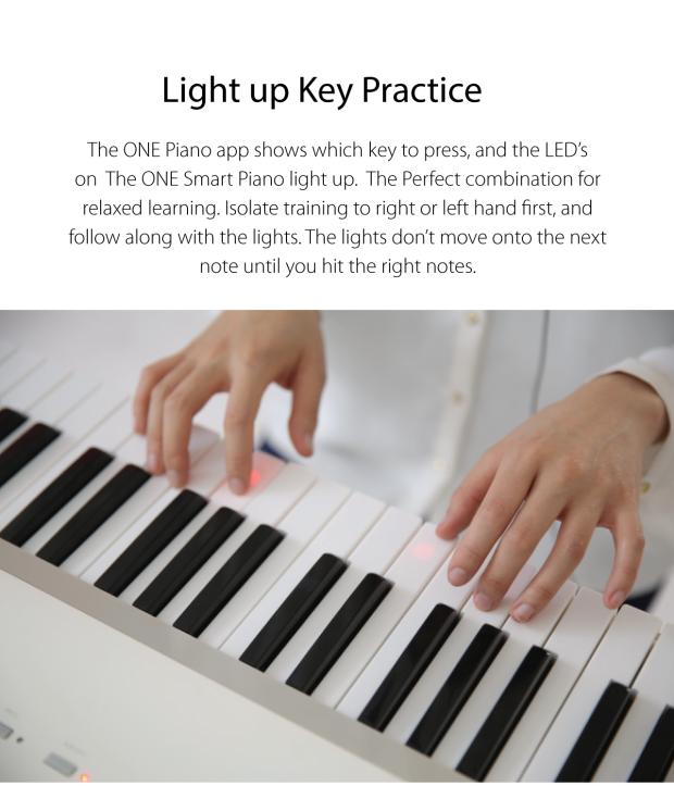The One Smart Piano : connect sign up log in ~ Russianpoet.info Haus und Dekorationen