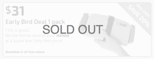 Mifold The Grab And Go Booster Seat Indiegogo