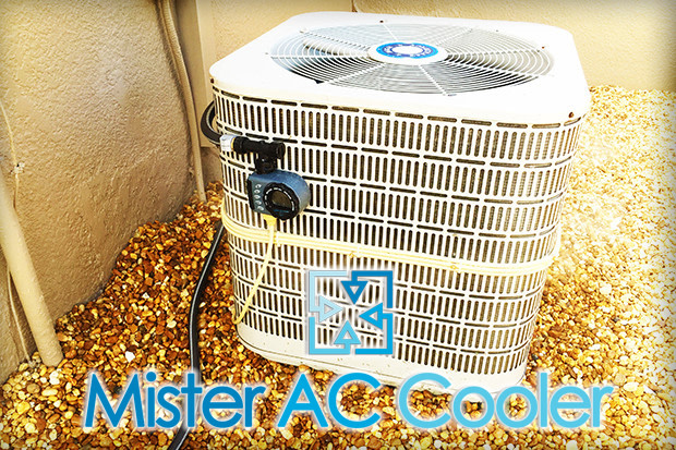 Mist Ac Unit : Mister ac cooler save and be more comfortable indiegogo