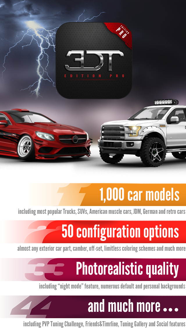 3DTuning Edition Pro - car configuration redefined | Indiegogo