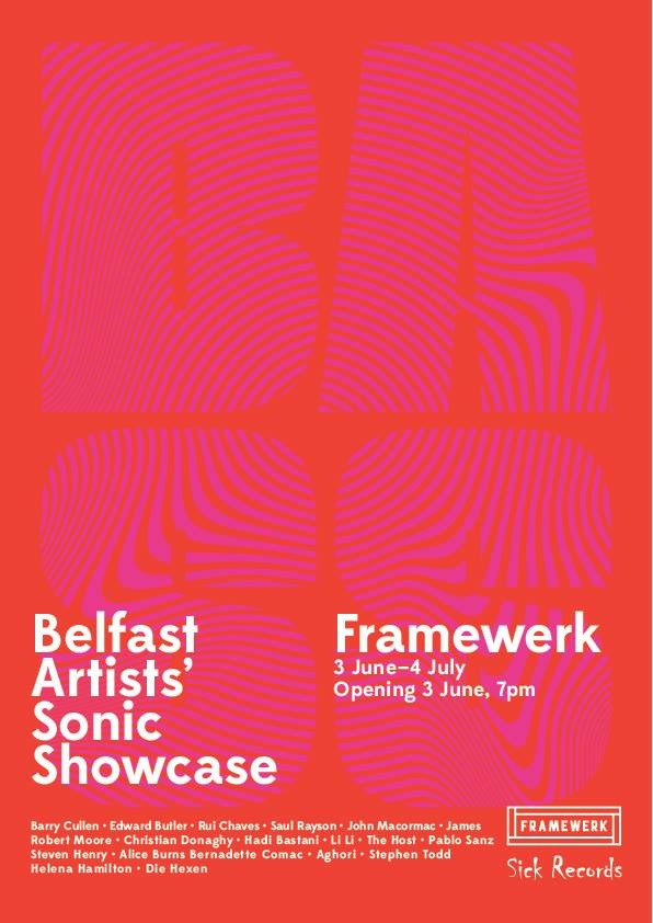BASS *Belfast Artists' Sonic Showcase | Indiegogo