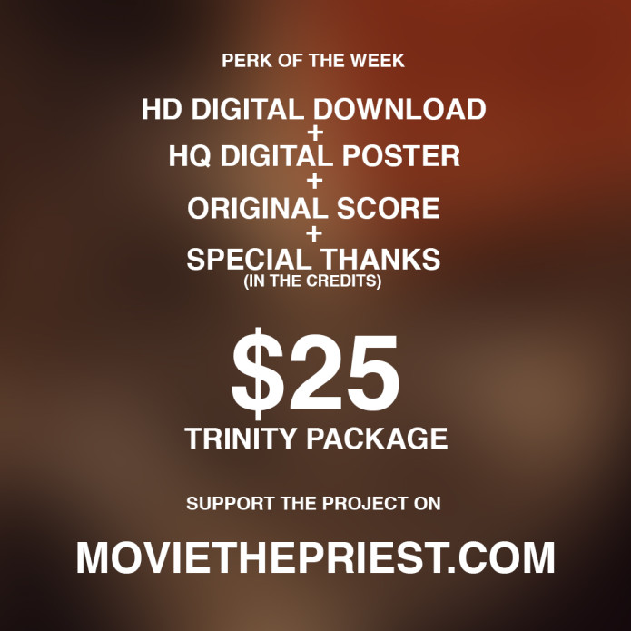The Priest - Short Film | Indiegogo