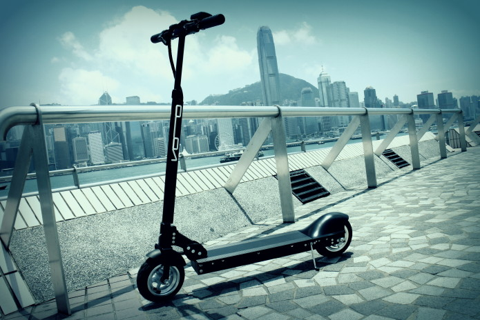 Vomo 20mph High Performance Electric Scooter Indiegogo