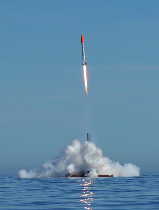 Opinion Amateur rockets that reached space think