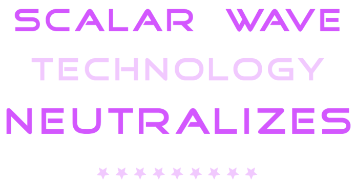 Scalar-Waves Neutralize EMFs and Radiation | Indiegogo