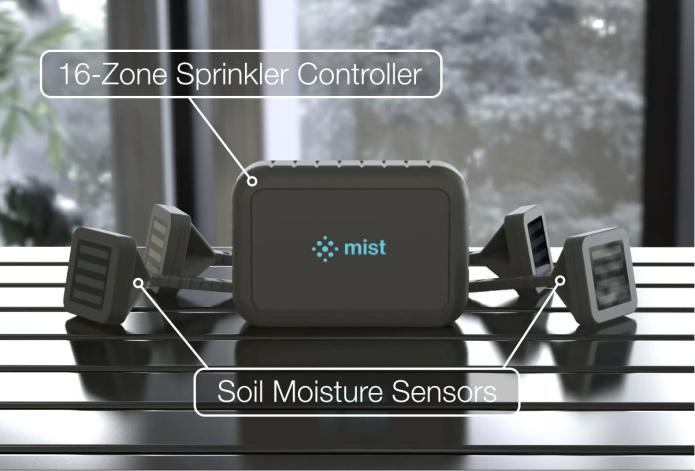 Mist: World's Smartest Sprinkler System   Indiegogo