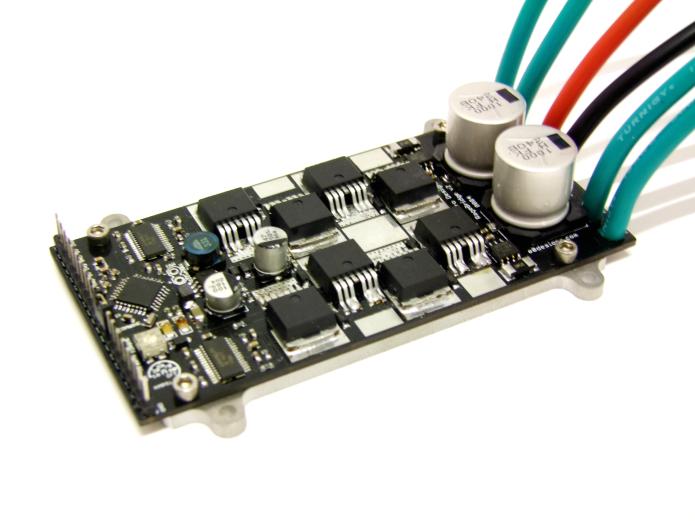RageBridge 2: Next Gen Motor Controller   Indiegogo