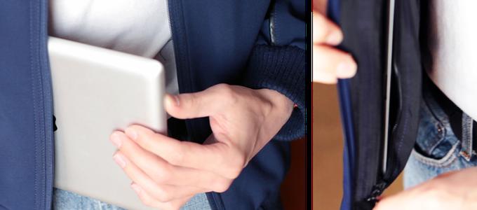 15가지 기능이 탑재된 만능 재킷 'BauBax' - (주)위너스랩