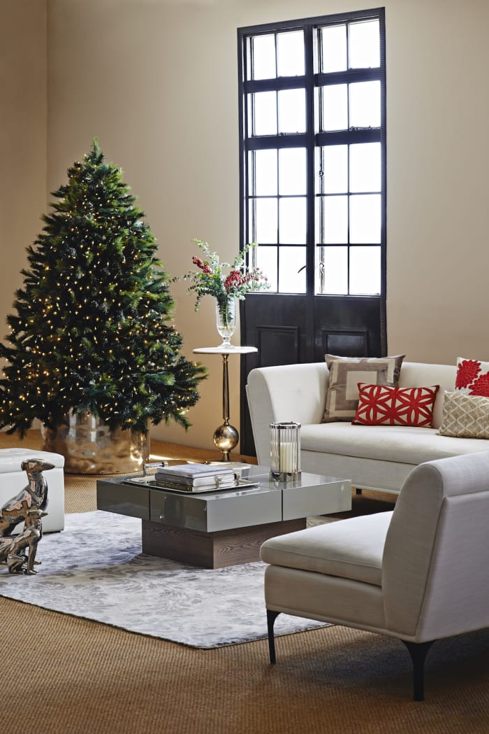 Christmas decorating your home