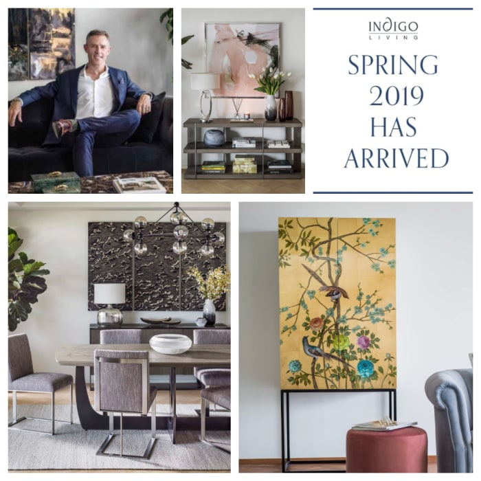 Indigo Living SS19 Furniture Collection