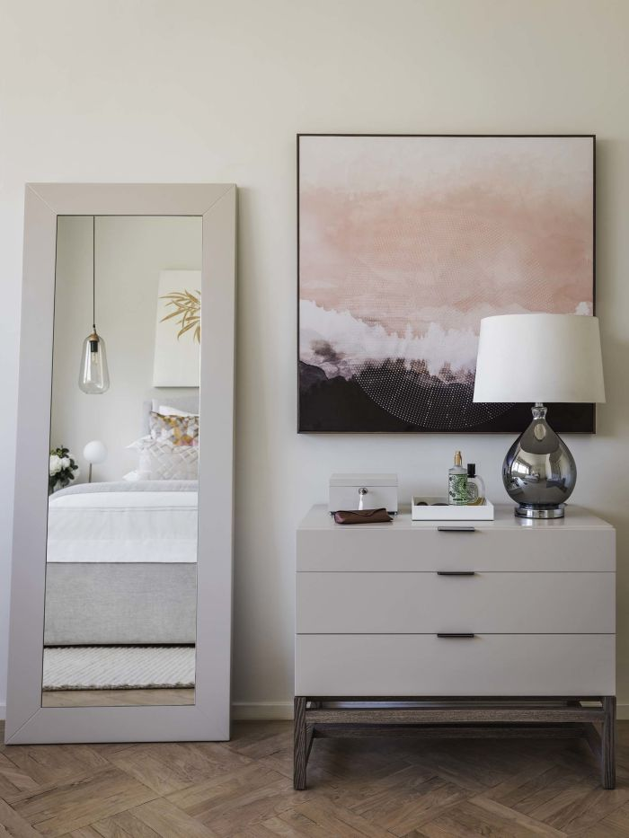 Capri Bedroom Chest of Drawers