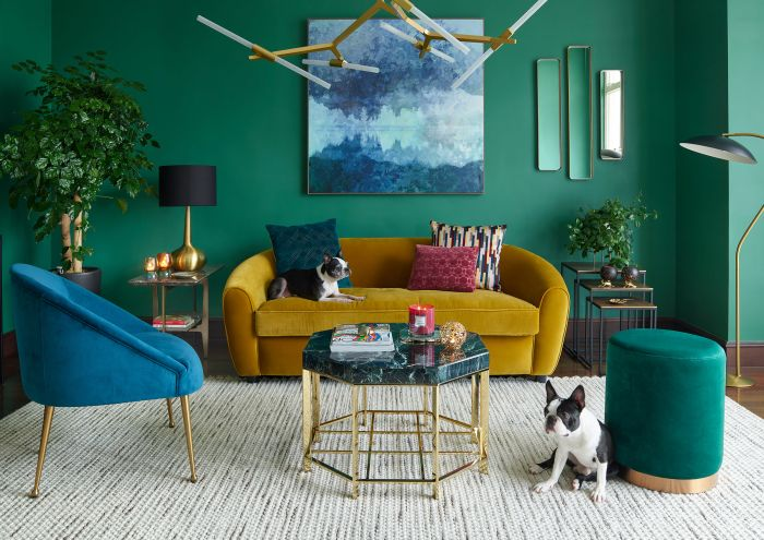 Forest Glen Furniture Collection Colour Trends