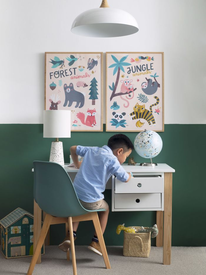 Indigo Living Study area furniture ideas for Kids