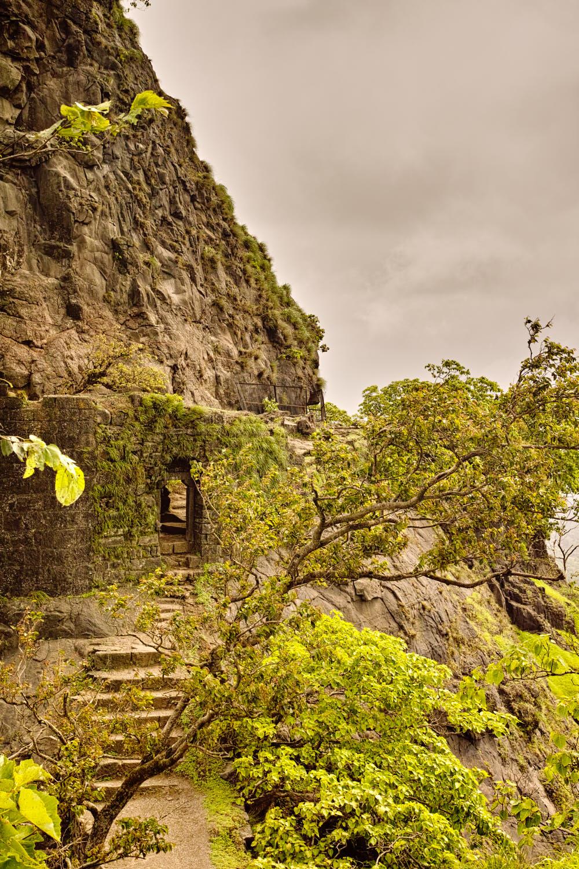 Karnala Fort and bird sanctuary near Mumbai (Maharashtra) monsoon trek