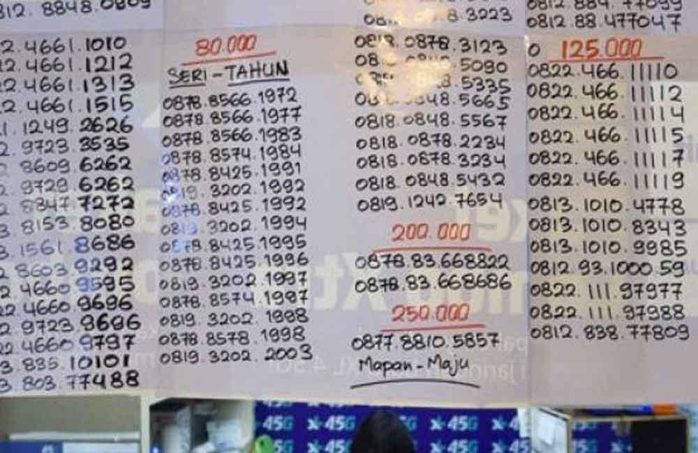 Kemkominfo Perbaiki Fitur Cek Nomor Registrasi