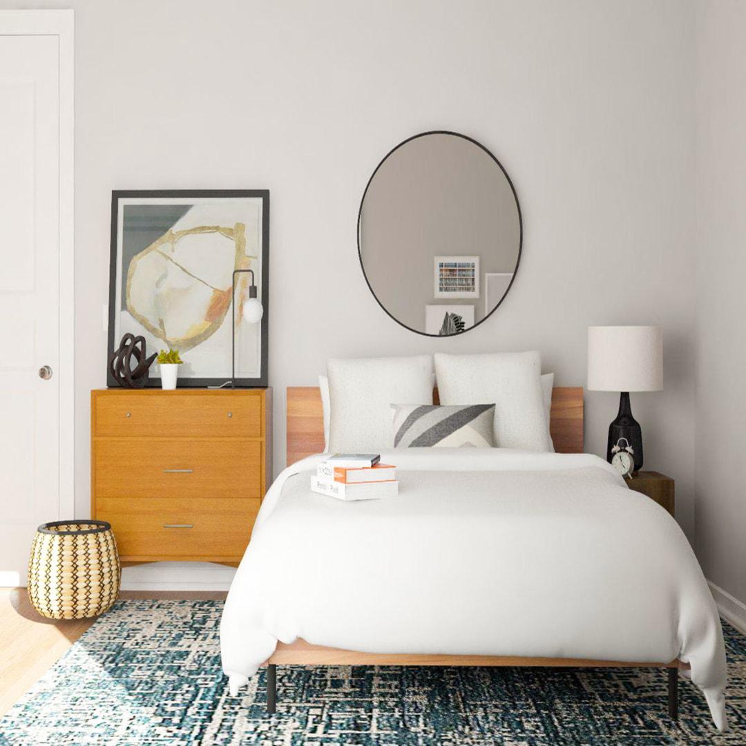 7 Small Bedroom Design Ideas 2020