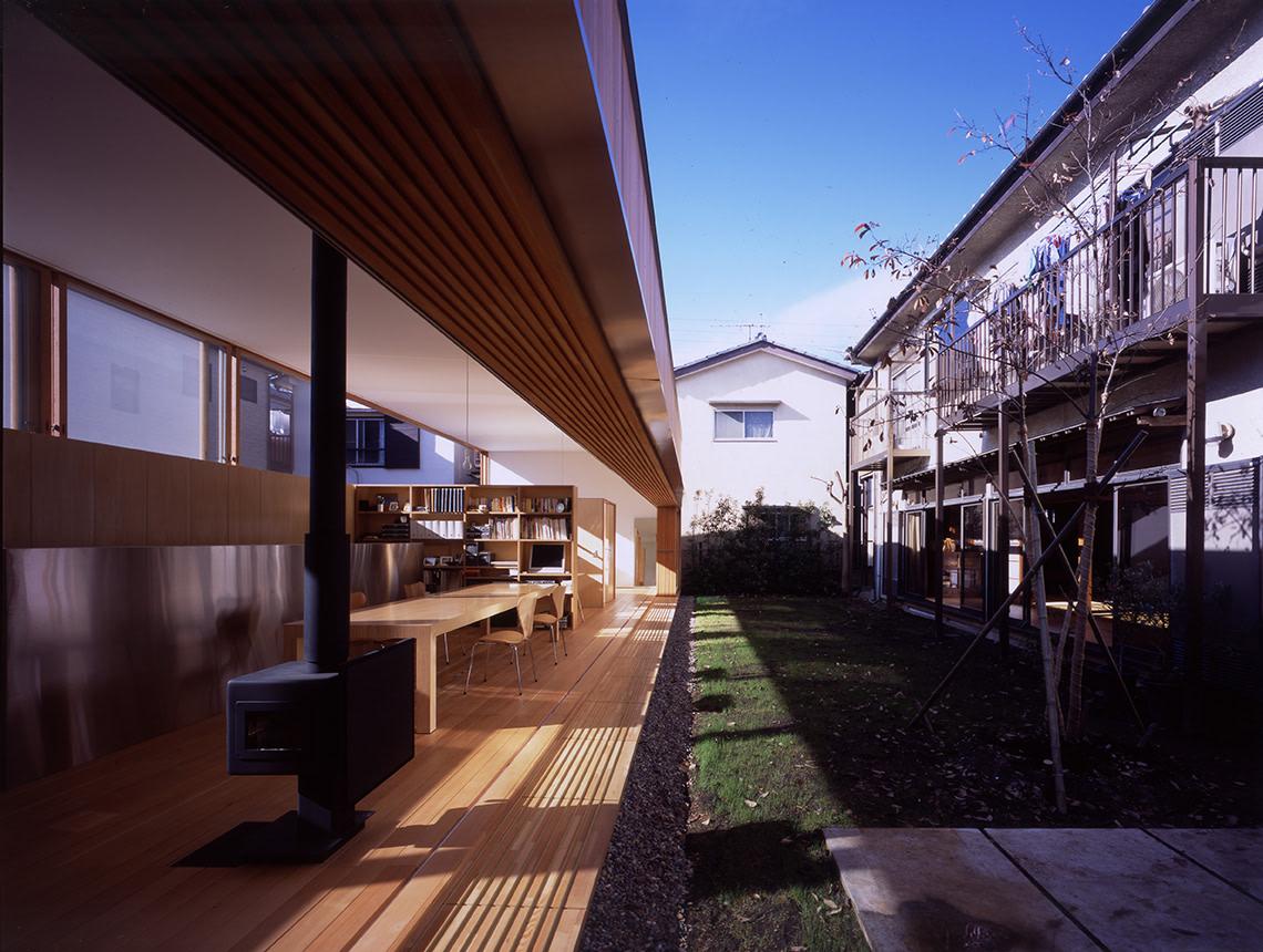 Engawa House by Tezuka Architects | source : tezuka-arch.com/