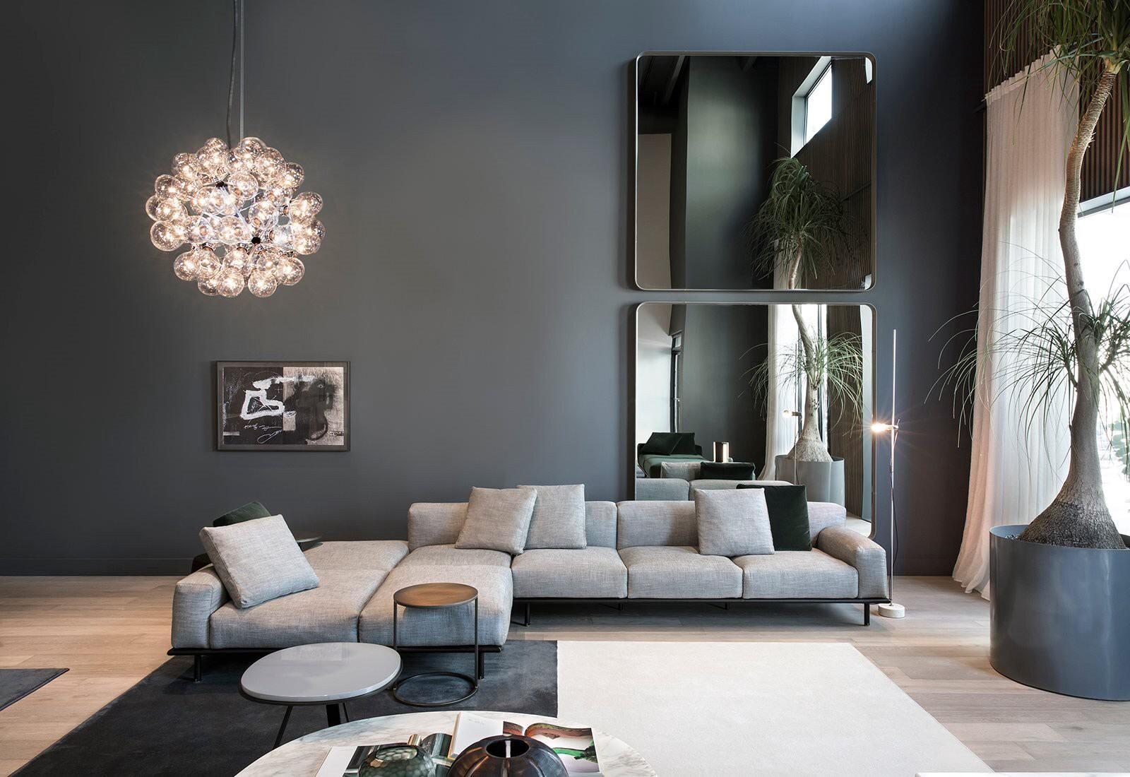 Contemporary Interior Design for Living Room Decoration 20
