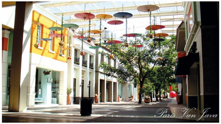 4 Mall Favorit Ane Di Kota Bandung