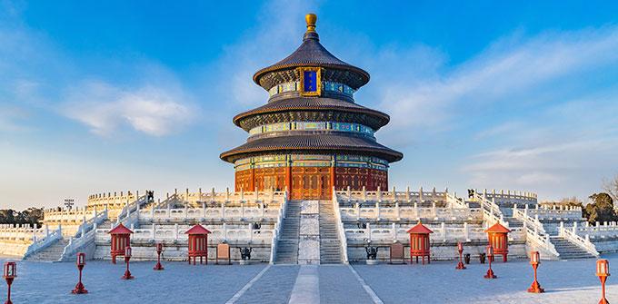 Temple of Heaven   Source: travelchinaguide.com