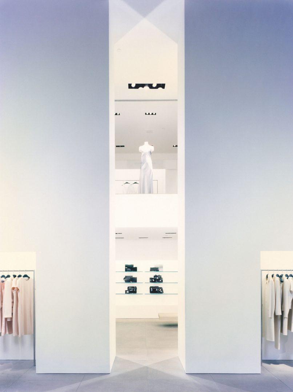 John Pawson's Calvin Klein store | Source: jownpawson.com