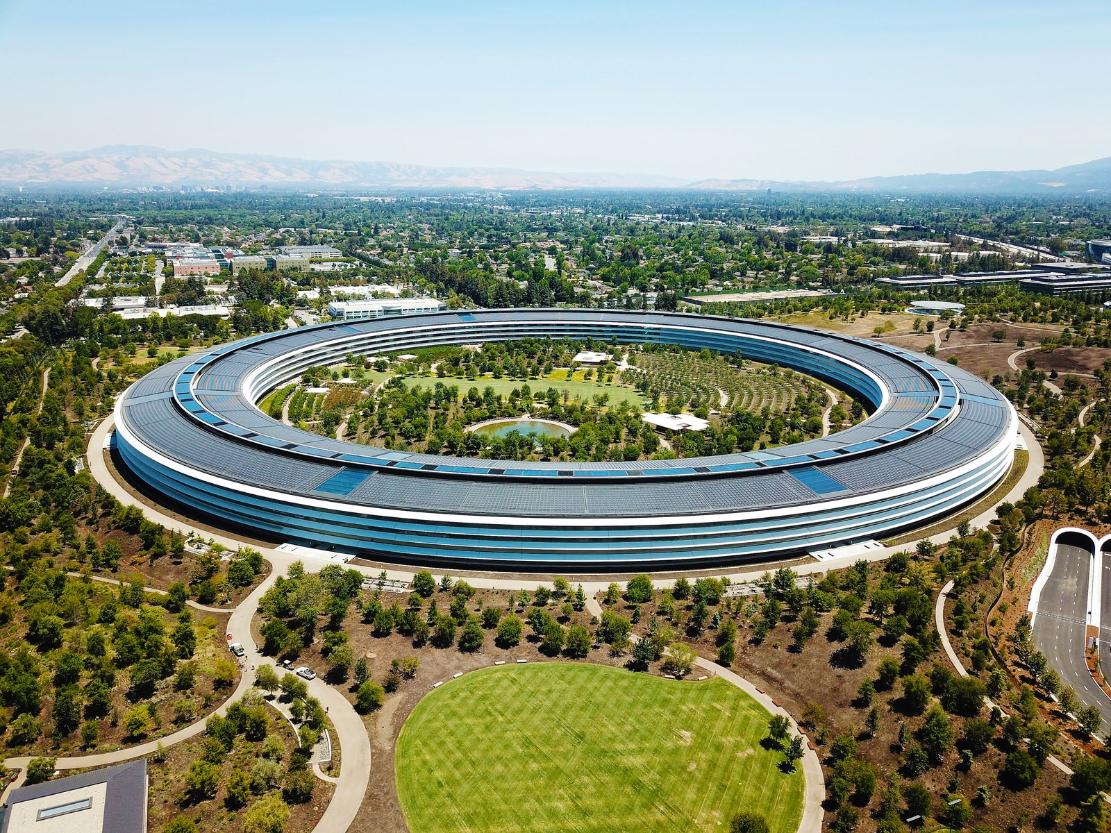 Apple Park | Source: Getty Images