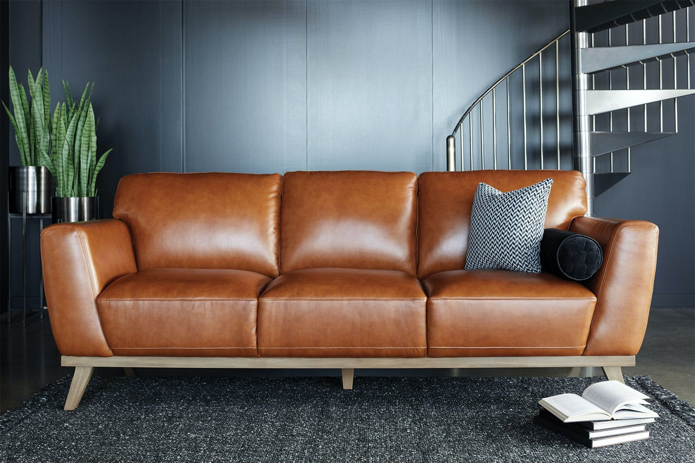 Comfortable sofa for comfortable living room   Source: harveynorman.co.nz
