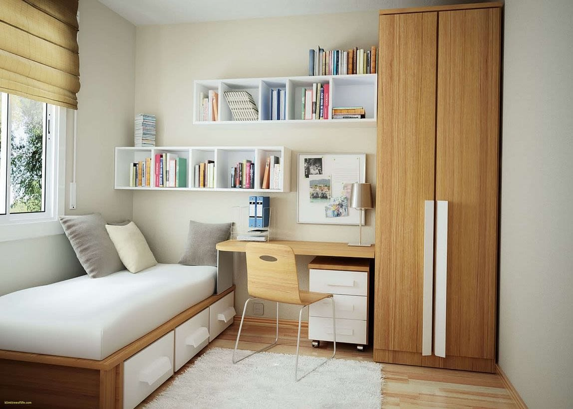 7 Small Bedroom Design Ideas 2020