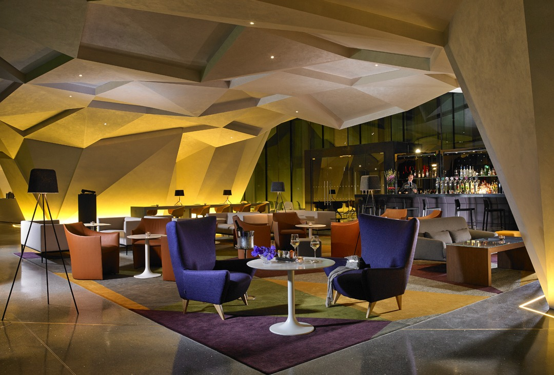 This Hotel S Design Draws Inspiration From Ireland S Nature