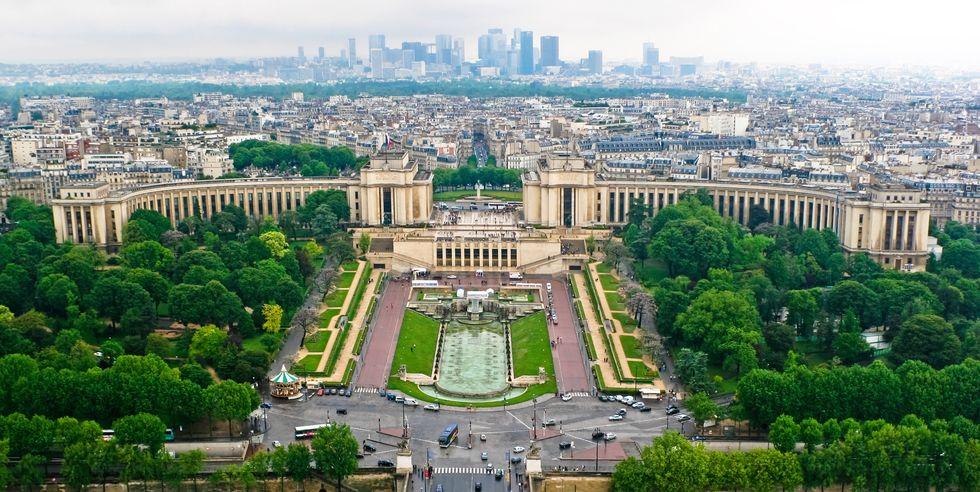 Palais de Chaillot   Image source: Getty Images
