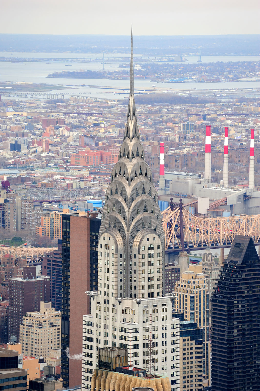 Chrysler Building   Image source: Britannica.com