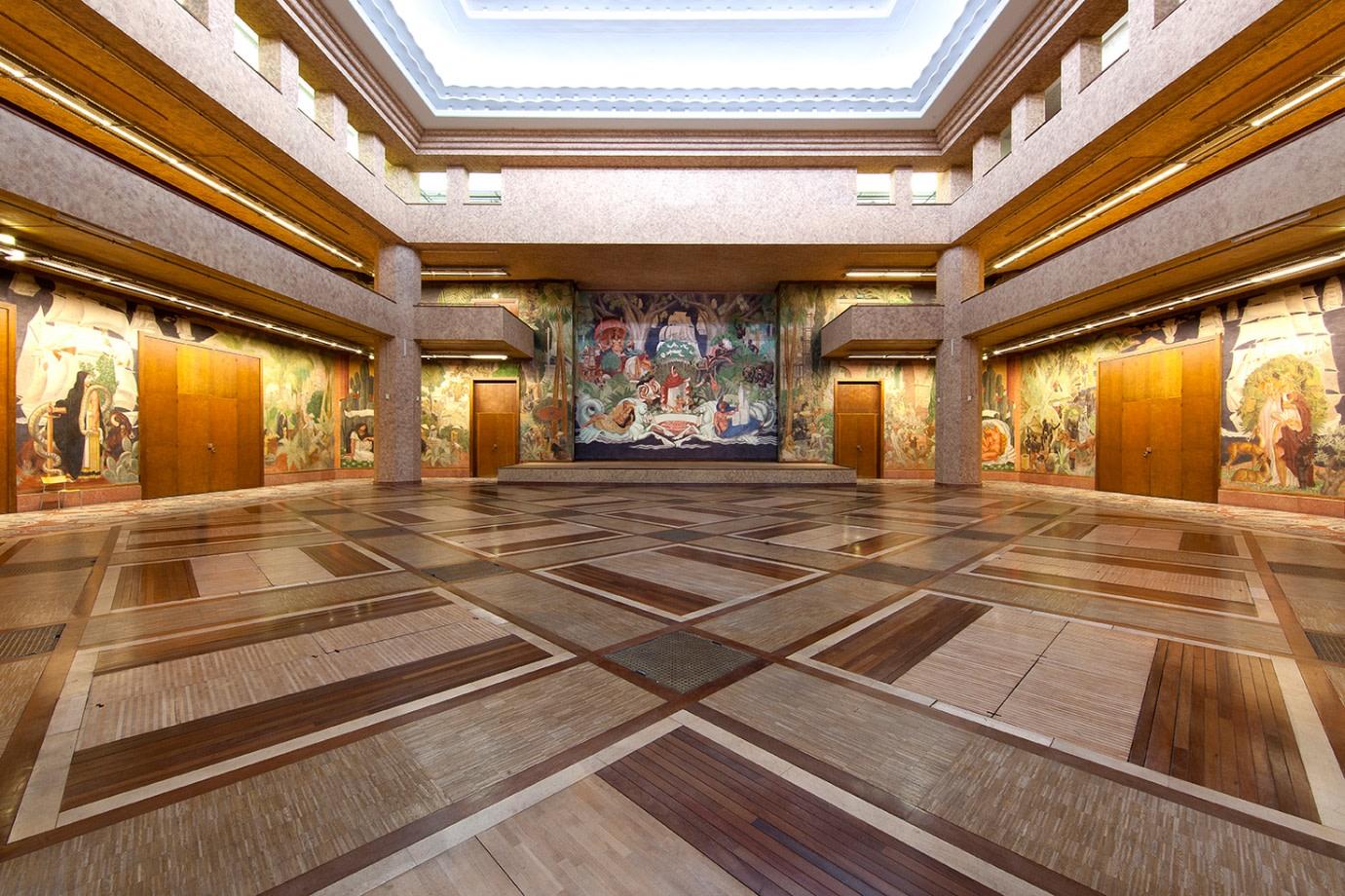 Palais de la Porte Doreé   Image source: palais-portedoree.fr