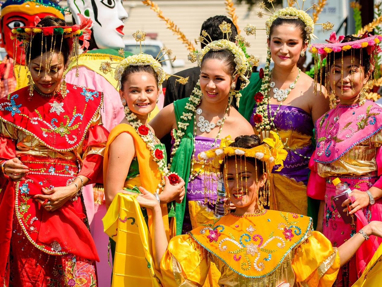 The indonesian culture