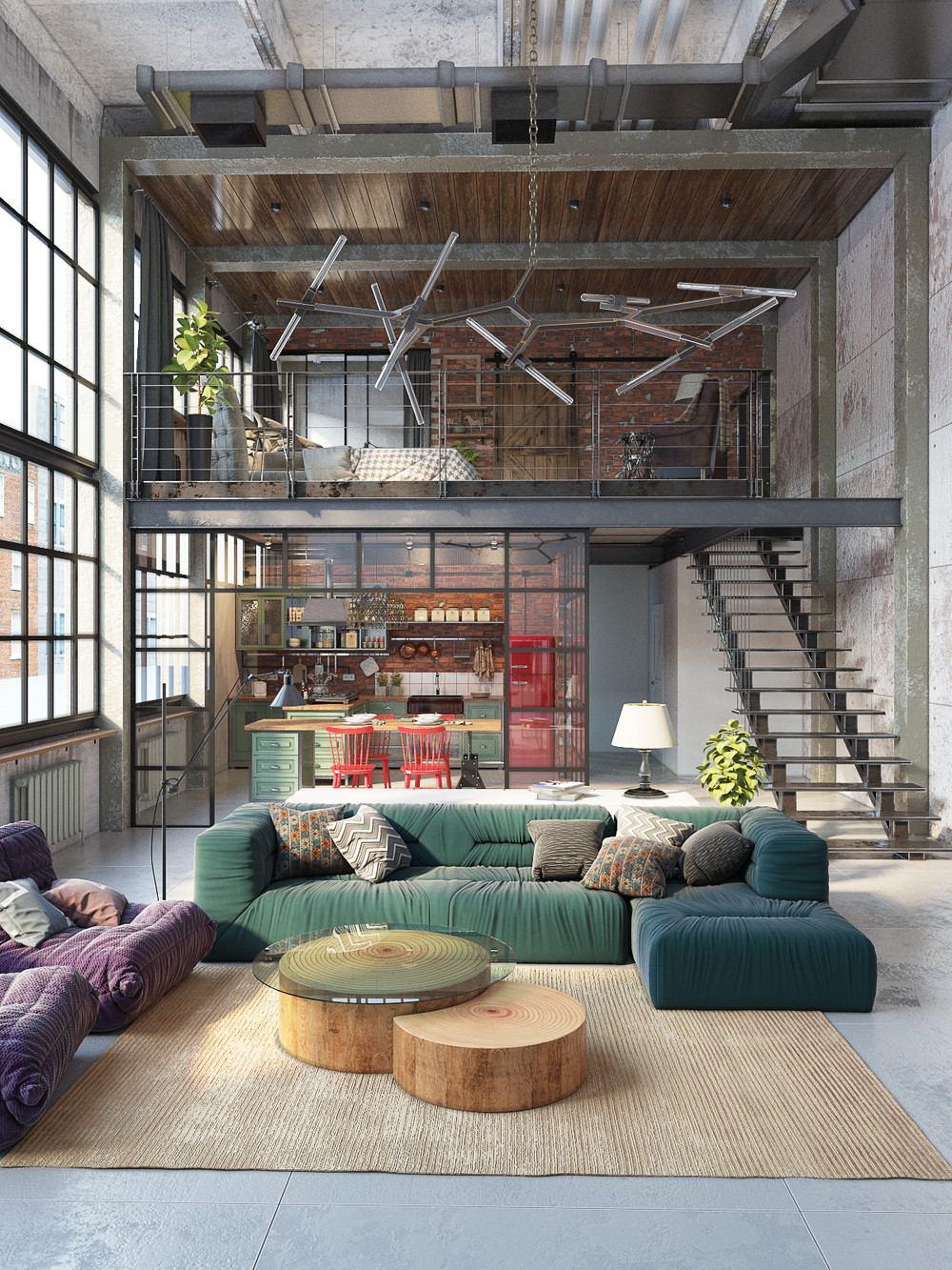 Industrial Design Home Decor Tips Indonesia Design