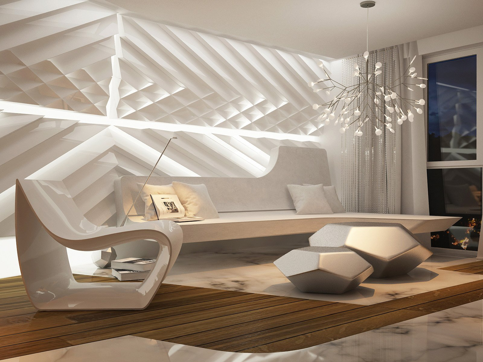 Futuristic furniture | Source: livinator.com