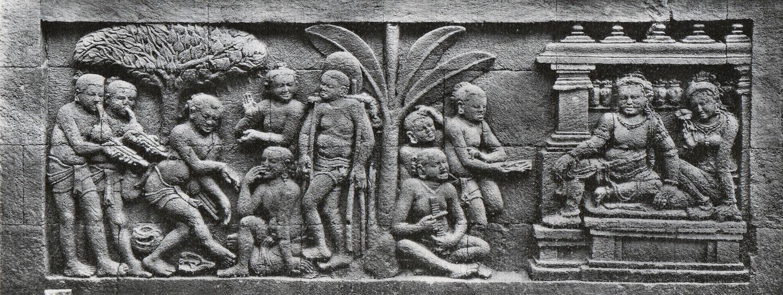 Borobudur relief | Source: kemdikbud.go.id