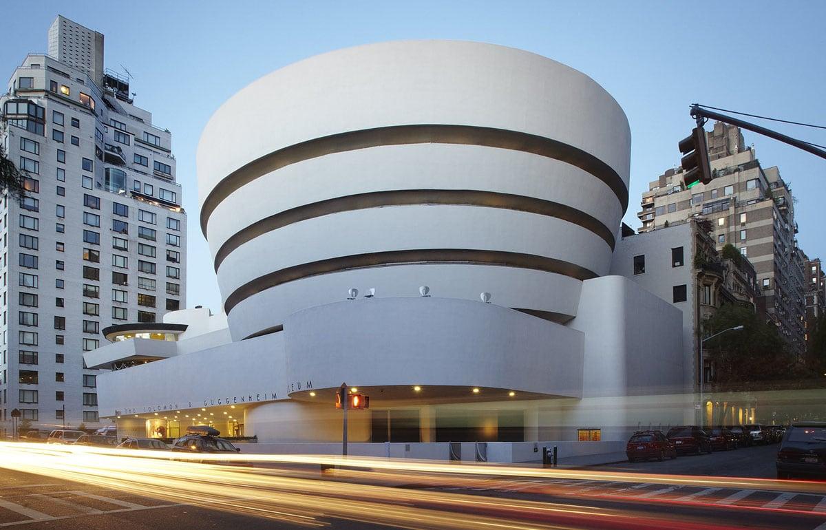 Solomon R. Guggenheim Museum   Source: stua.com