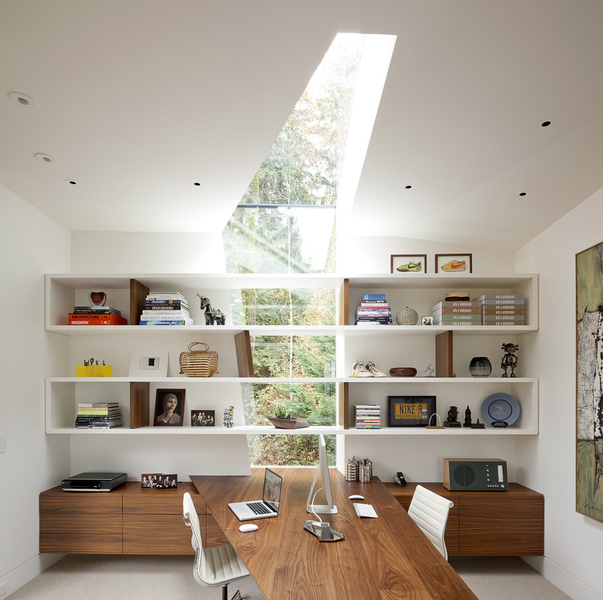 A separate home office | Source: home-designing.com