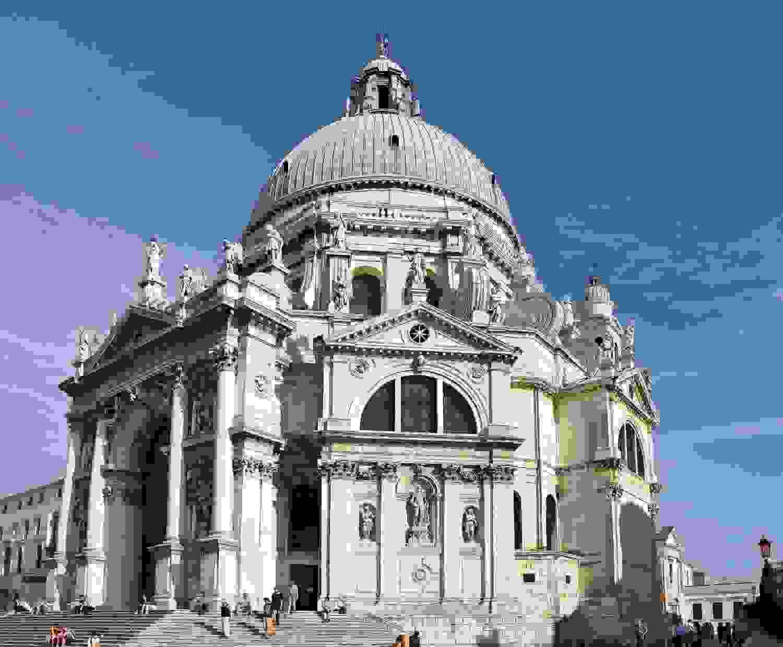 Santa Maria della Salute (1630-31) | Source: wikipedia.org