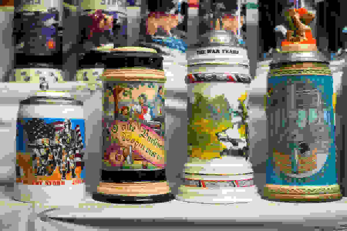 Beer steins | Source: atlasobscura.com