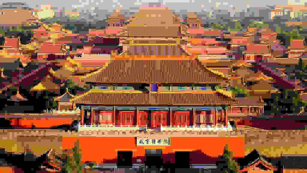 The Forbidden City   Source: cgtn.com
