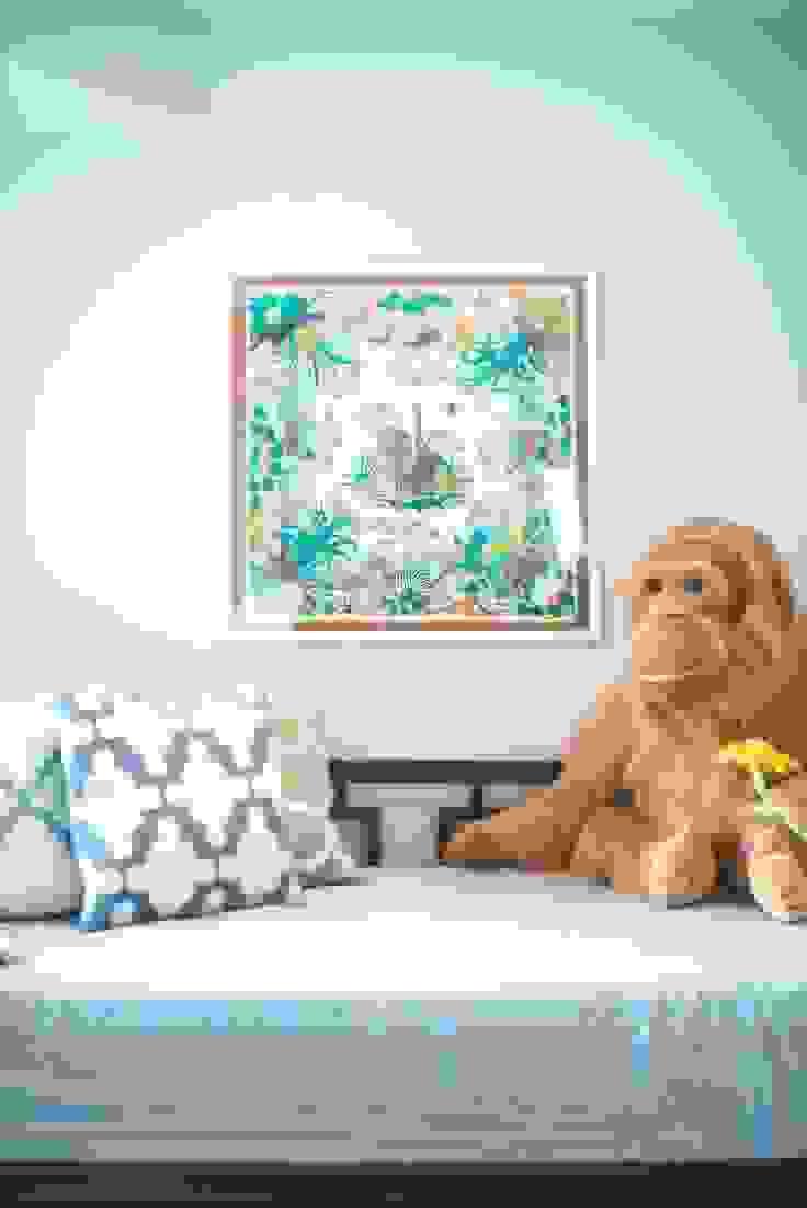 Framed Hermès scarf   Source: magnitudezero.com