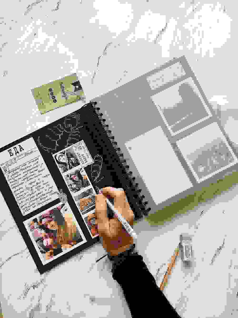 Scrapbooking is fun and good for the mind | Source: etsy.com