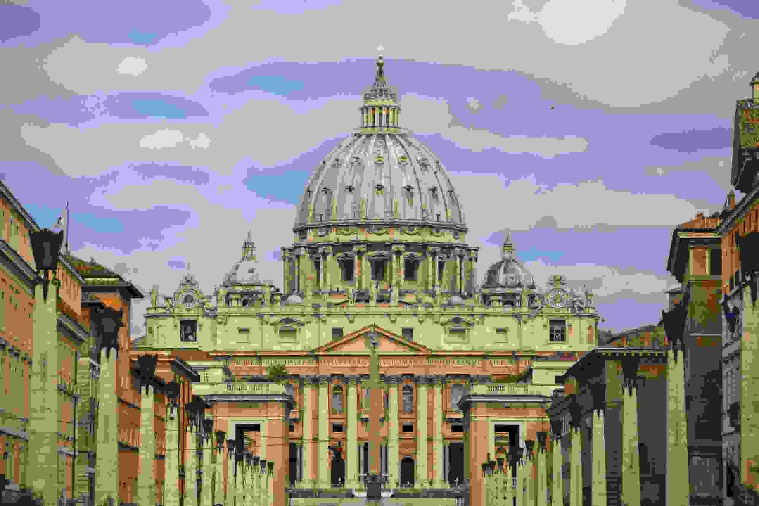 St. Peter's Basilica | Source: usatoday.com